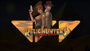 Relic Hunters and the Book of Dead